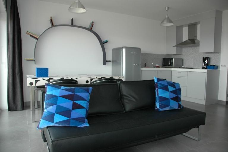 Westende - Apt 1 Slpkmr/Chambre - Les Faucons